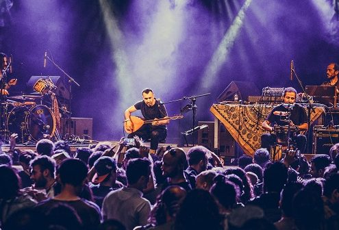 Insanlar performs at Red Bull Music Academy presents SonarDome at Sonar Festival in Barcelona, Spain,16-19th June 2016 // Pere Masramon/Red Bull Content Pool // P-20160616-00856 // Usage for editorial use only // Please go to www.redbullcontentpool.com for further information. //