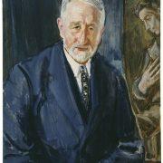 Retrato de Manuel B. Cossío